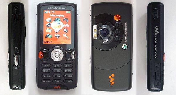 """Được mệnh danh là """"quý tộc nhạc số"""", dòng W810i của Sony Ericsson từng có thời gian làm điên đảo các tín đồ công nghệ trên toàn thế giới. (Ảnh quaTwitter)"""