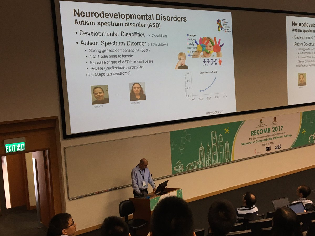 Autism As Disorder Of Prediction In >> Gigascience On Twitter Fereydoun Hormozdiari Testing His