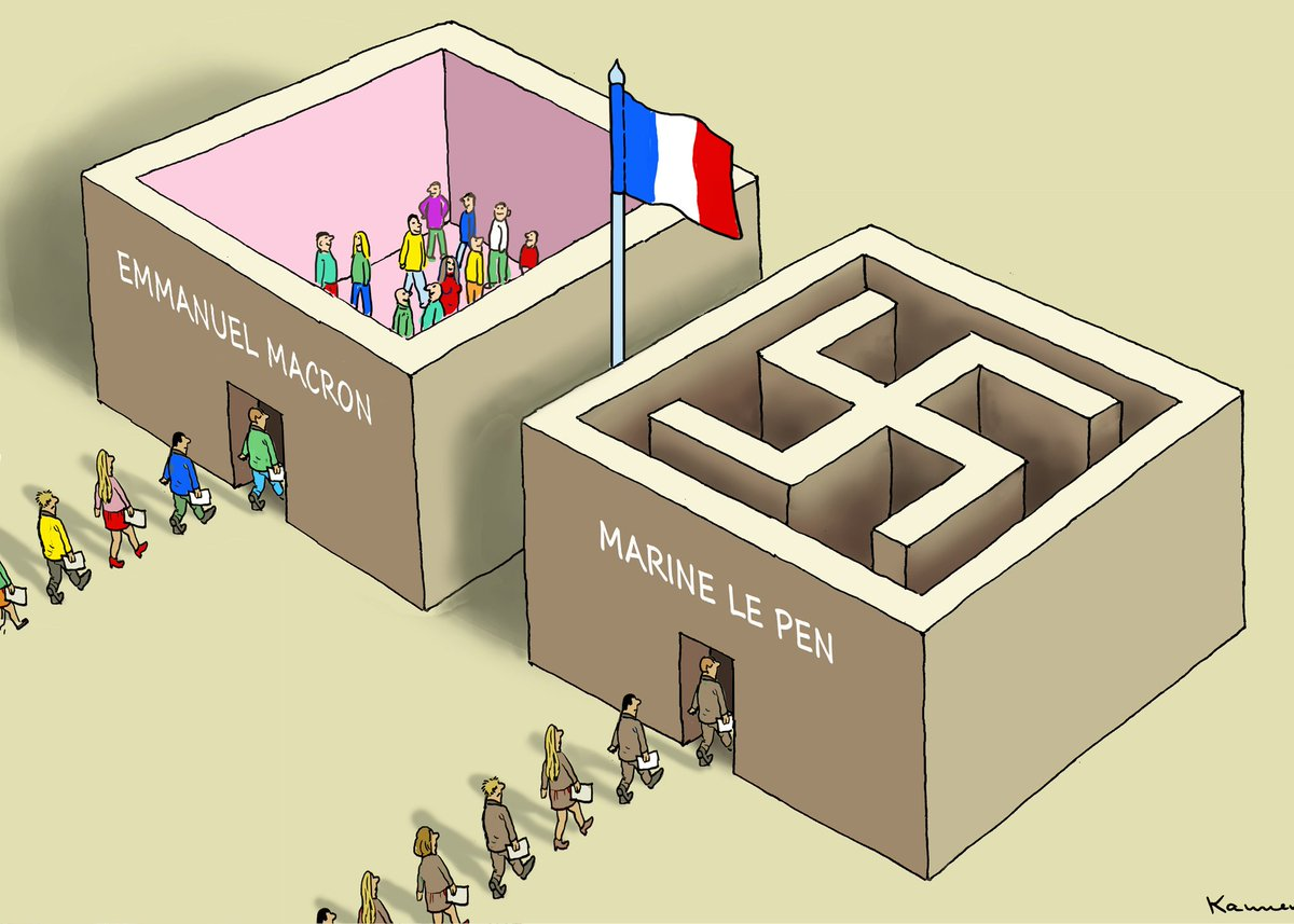 France&#39;s choice.                        #Presidentielle2017 #2ndTOUR #2emeTour #macron #LePen #EnMarche<br>http://pic.twitter.com/GPUx8s1Nzc