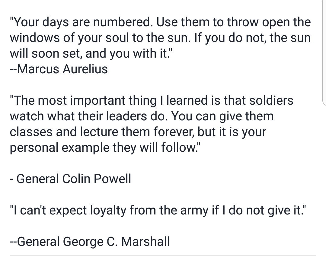 General george c marshall quotes - Rt F3qsource Qsource Daily Quotes Marcus Aurelius General Colin Powell General George C Marshall F3nation Https T Co Gqbayijrrx