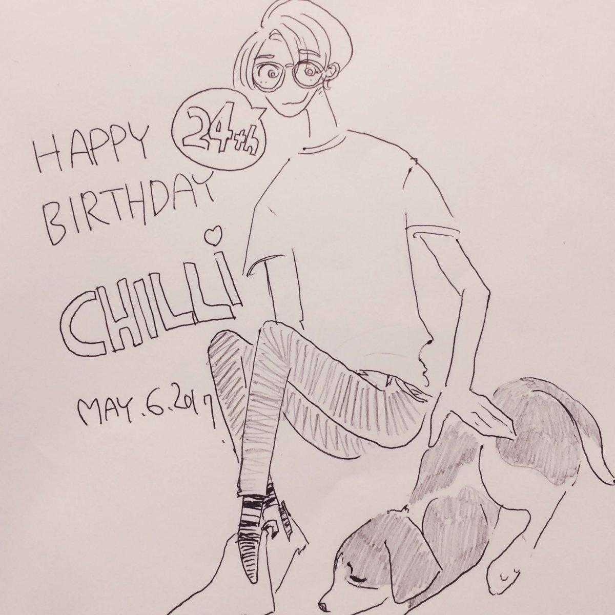 Happy Birthday Chilli (from Palma Violets)🎉🎉パーマのやんちゃな末っ子で、ライブ見て一目惚れしてからずっと好きな男の子!そろそろ活動してほしいな〜