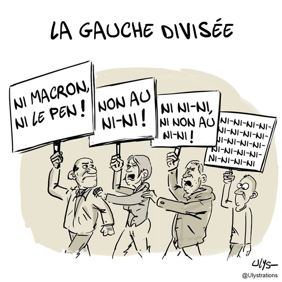 Donc récapitulons:  Ni abstention, ni vote blanc ou nul, ni ni-ni, ni...ni.... Ni  ni-ni Un seul bulletin M .. contre N! #ArmeDuVote pic.twitter.com/qW8anDMpq4
