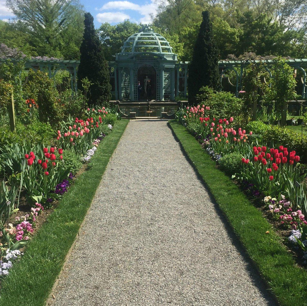 Old Westbury Gardens Sundial: Old Westbury Gardens (@oldwestburygard)