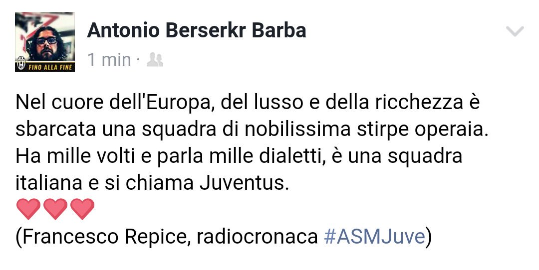 Francesco Repice #ASMJuve   <br>http://pic.twitter.com/jQRzh5lv14