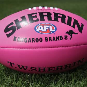 @ANU_GriffinsAFC #PinkFooty round, Sunday 7 May at South Oval. Be there! @AFLCanberra @ANUsport @thepinkribbon #pinkribbon #footy