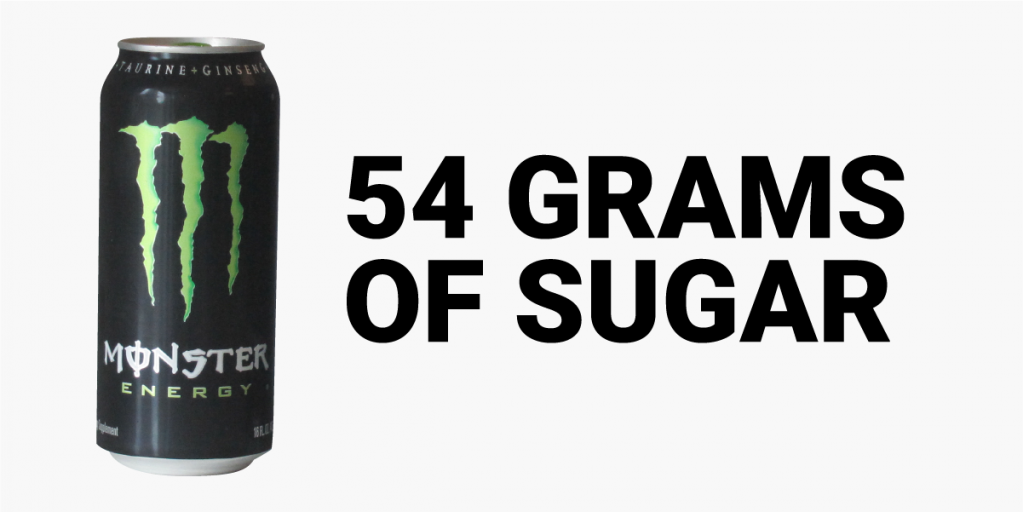 Here's how much sugar is crammed into the bestselling drinks in America https://t.co/PbzHPfNrek