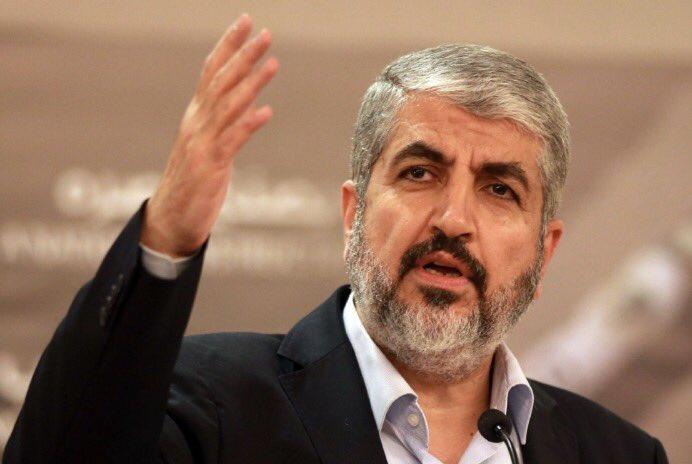 #خالد_مشعل بعد تركه رئاسة المكتب السياسي ل #حماس : الحركة تقدم نموذجا في التحوّل السلس .. وعرضت عليّ العديد من المواقع داخل الحركة واعتذرت.. https://t.co/XMSTuBdYYq