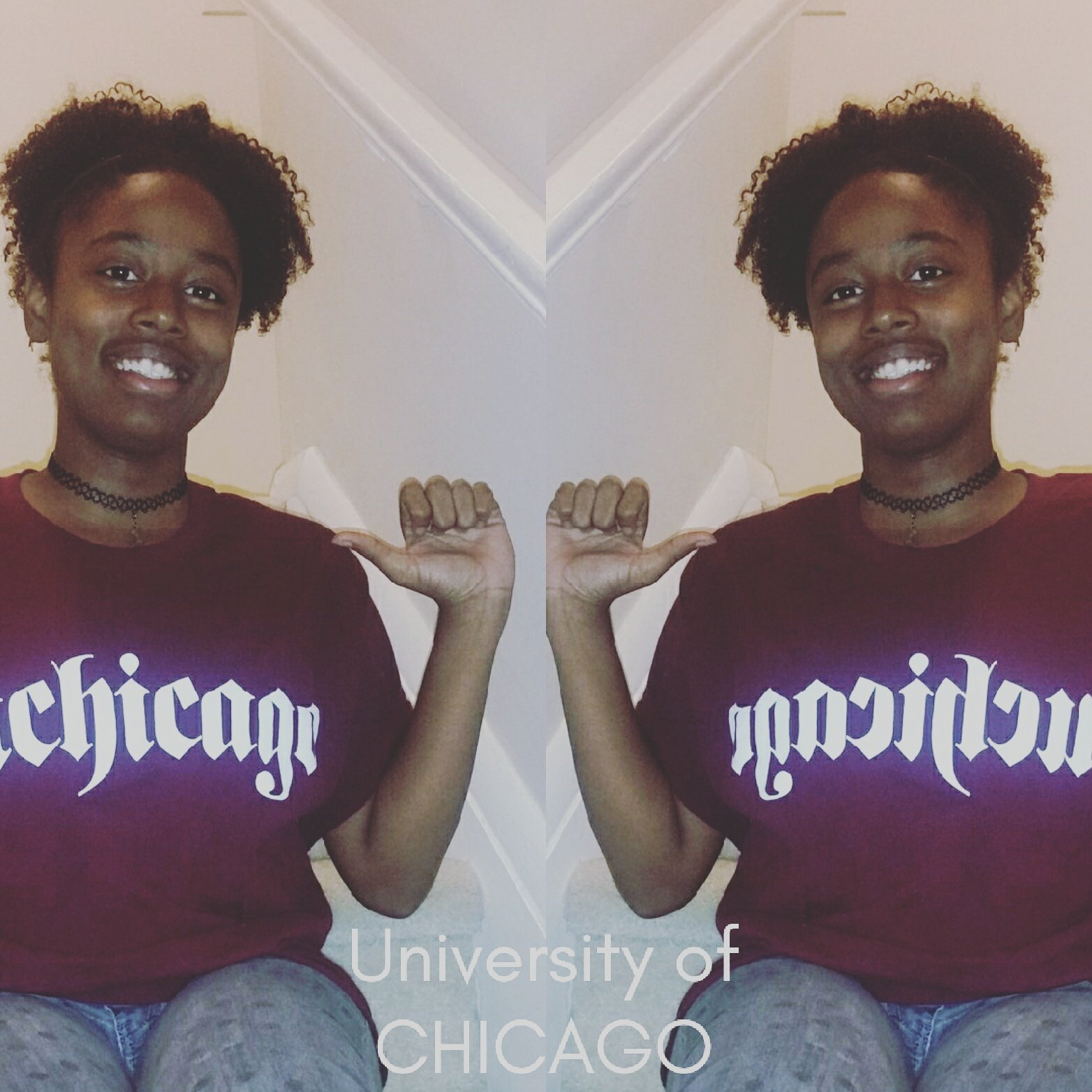 She chose... University of Chicago! #collegesigningday  #BetterMakeRoom  #prayedup🙏 #UChicago2021 https://t.co/7DUtN5d8pD