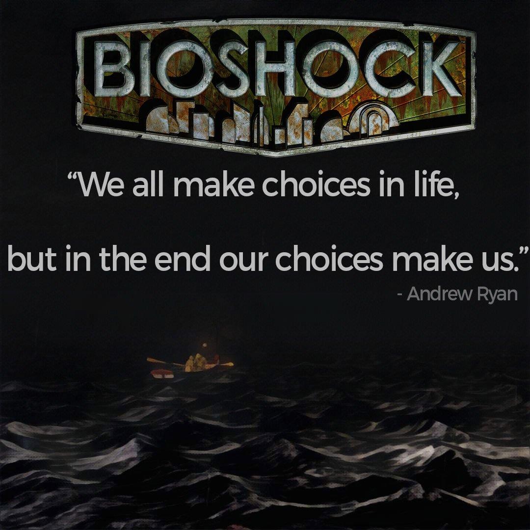 Bioshock Quotes 3
