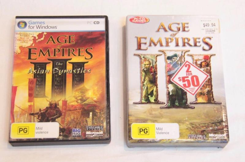age of empires iii - the asian dynasties трейнер