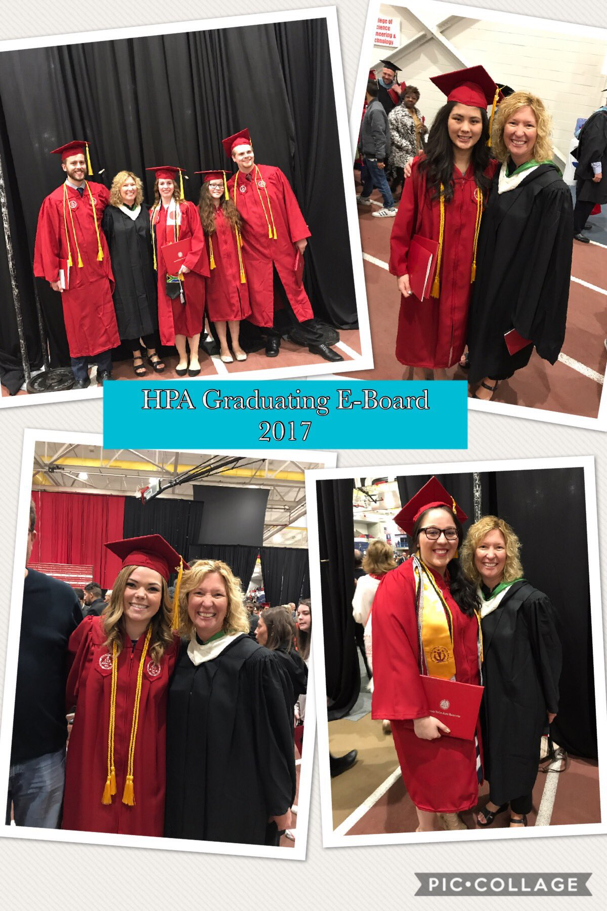 Celebrating awesome #SVSU students who will be phenomenal MD, DO, DVM, PA, PharmD, DDS, & OD students this fall. #SVGrad2017 #WeCardinal https://t.co/5WBKbpou3U