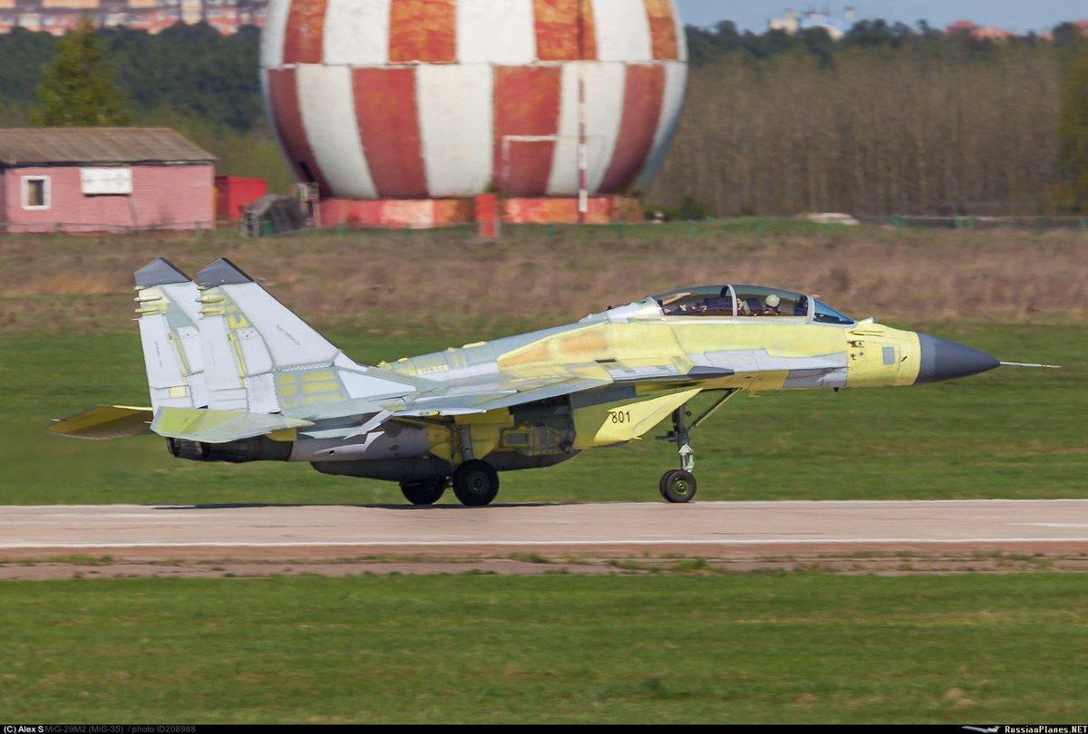 موقع Defence Blog : مصر تتسلم أول مقاتلتين من طراز MIG-35 قريباً  - صفحة 2 C_K3aoSW0AA7K5t