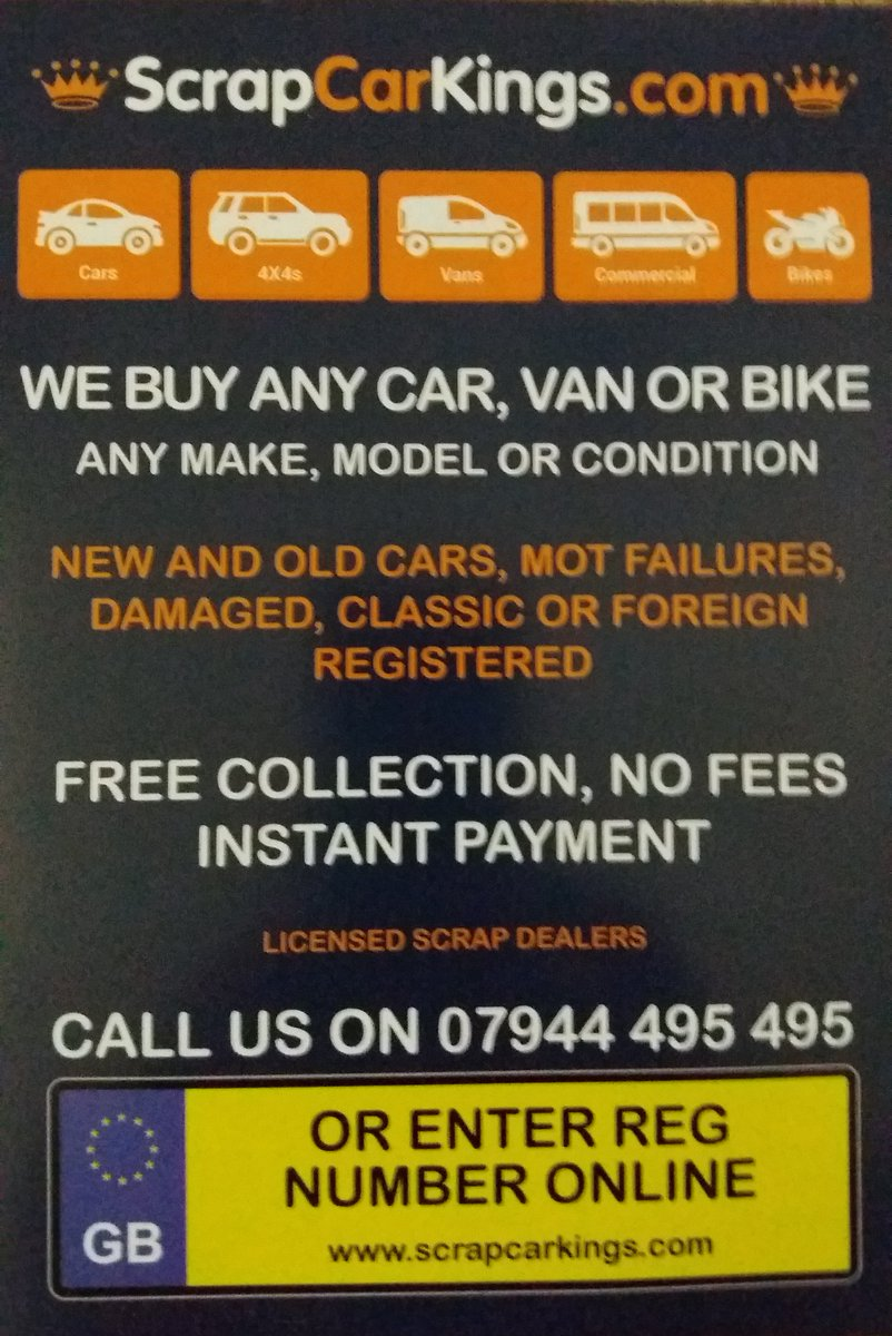 Scrap Car Kings (@scrapcarkings1) | Twitter