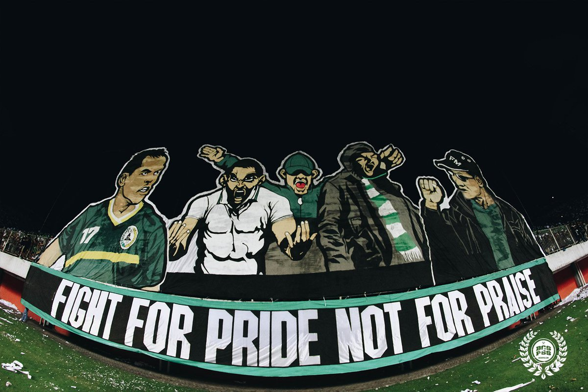 FIGHT FOR PRIDE NOT FOR PRAISE!