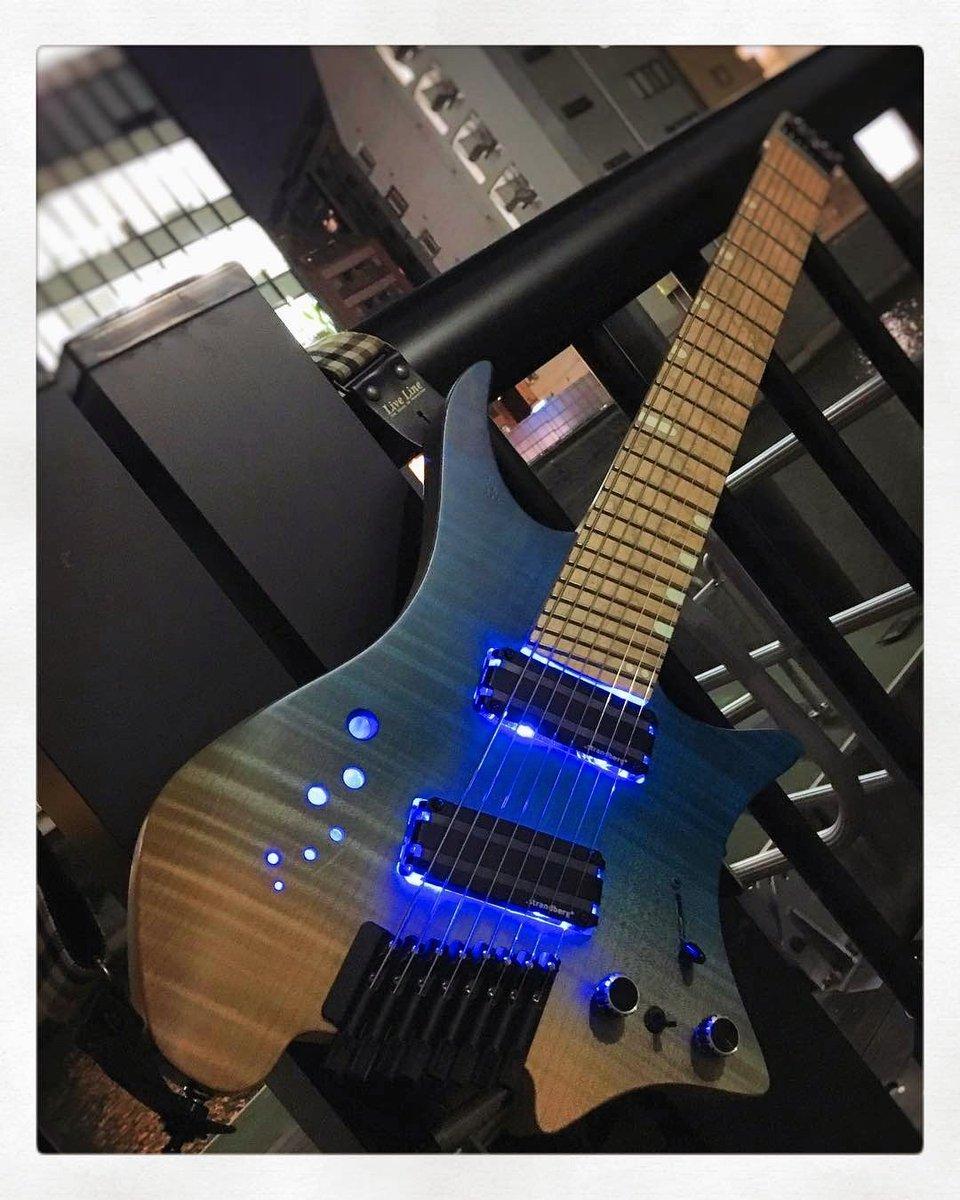 Strandberg Guitars on Twitter: \