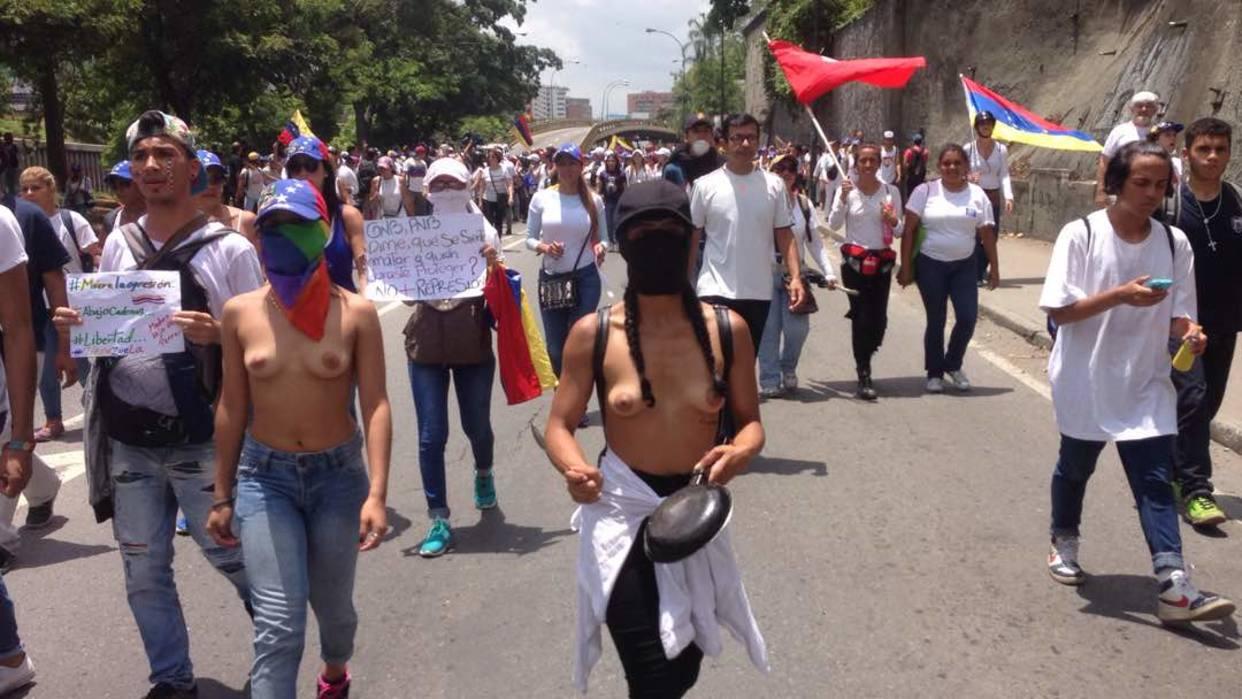 Protestas en la calle contra la industria porno - 3 4