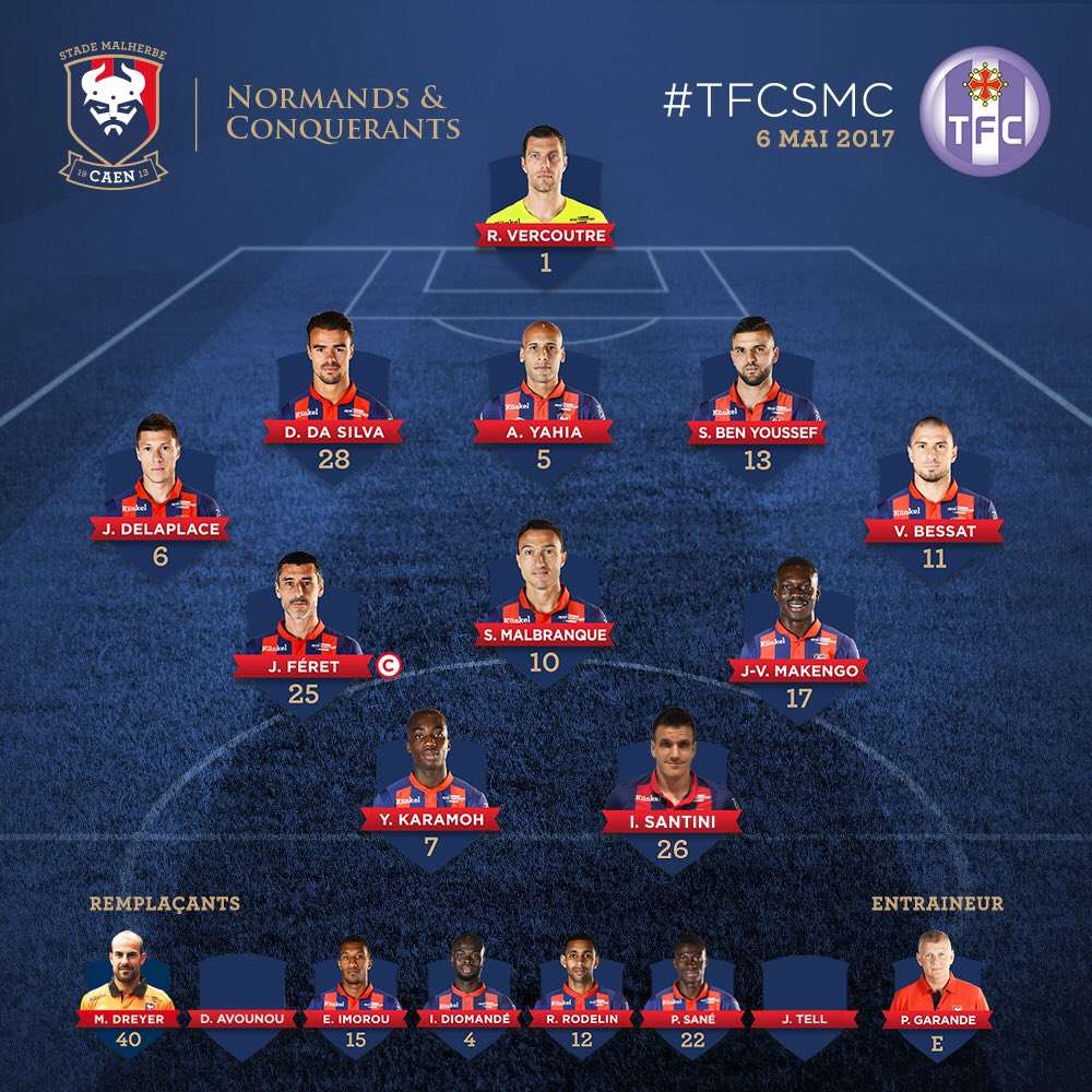 [36e journée de L1] Toulouse FC 0-1 SM Caen C_KMc8oXkAA3Vak