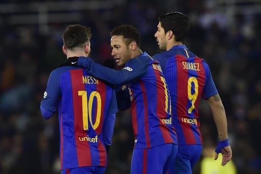Video: Barcelona vs Villarreal