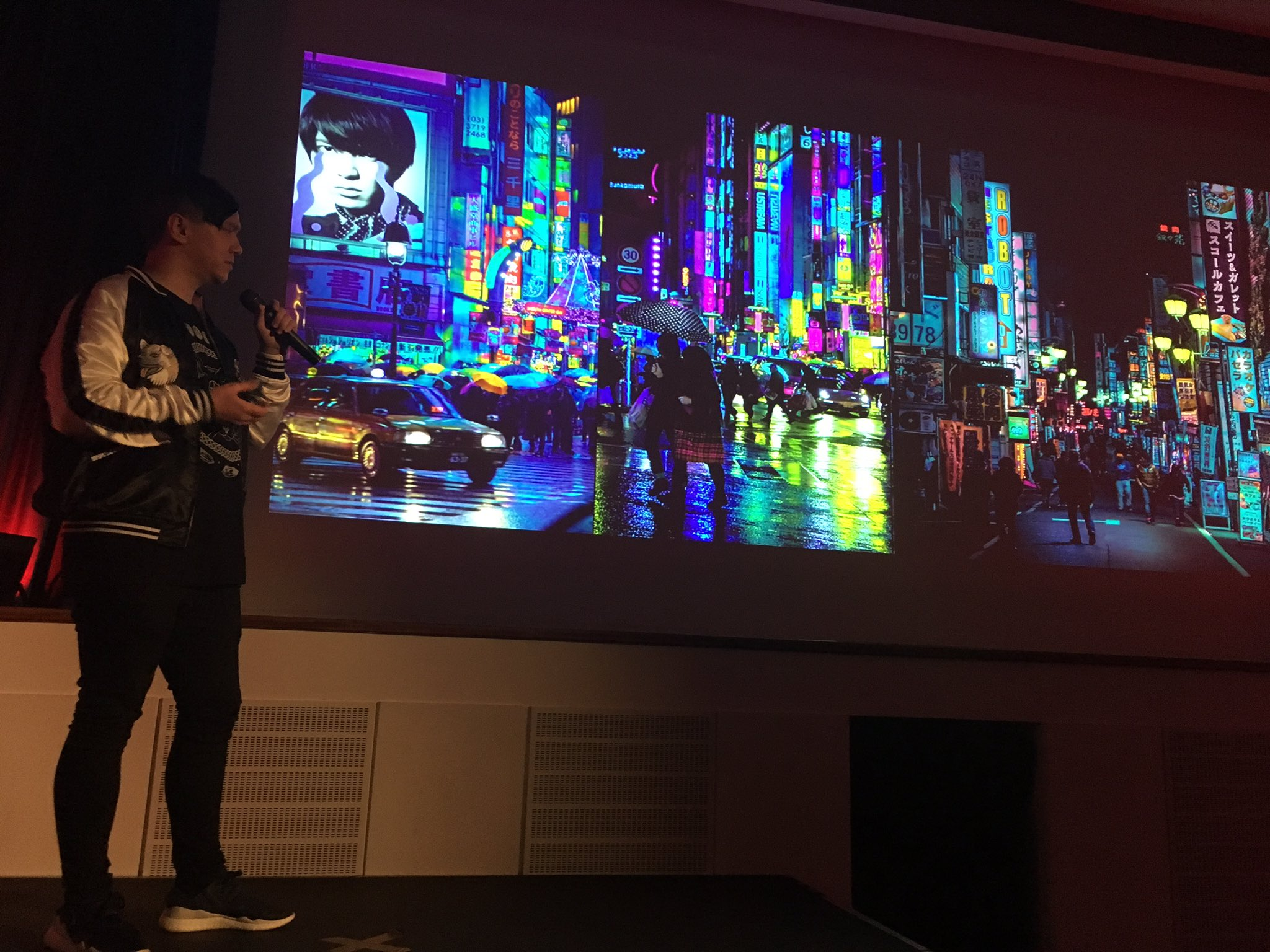 Liam Wong, Art Director, Ubisoft talks honestly about finding his way in games + his incredible accidental career...  @liamwong #GamesPK https://t.co/sweYCcl3un