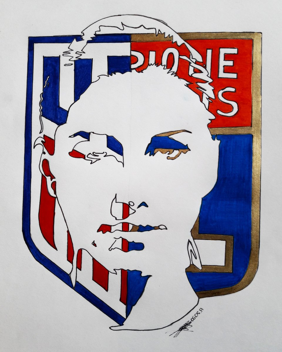 @alexmorgan13 !! I&#39;m really fan  #uswnt #olfeminin #soccer #drawing #passion #portrait<br>http://pic.twitter.com/3fFlnYOoO7