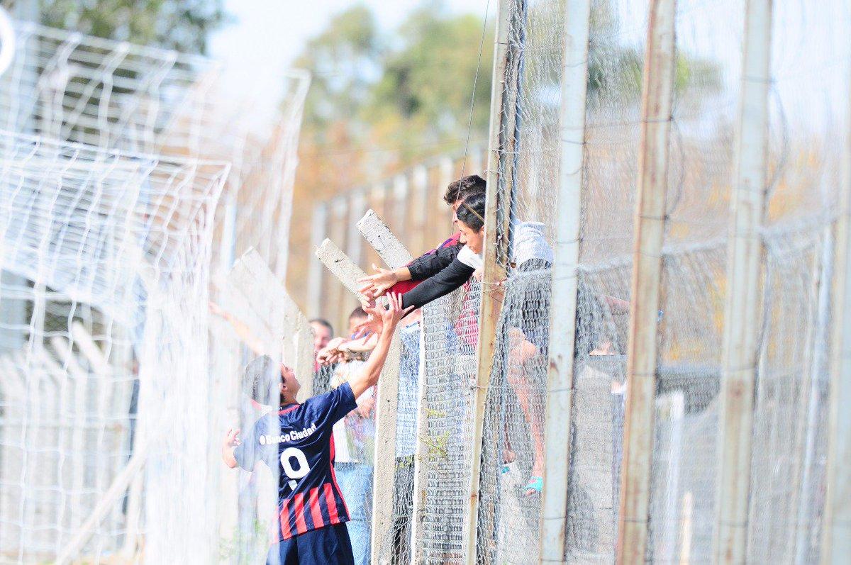 #FútbolJuvenil   Final PT   #9na #SanLorenzo 2 (Hausch x2) - Quilmes 0