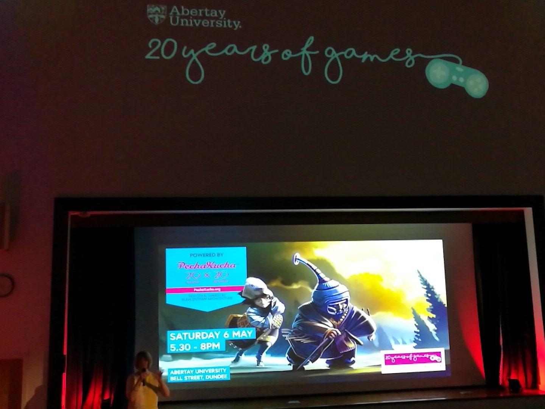 Excellent talks at #AbertayGames20 #GamesPK . Enjoyed it a lot! https://t.co/NlZaT8UzhG