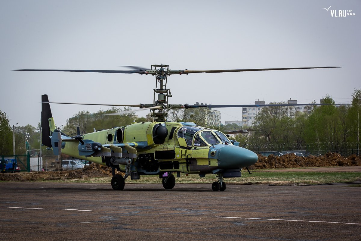 """مصر تستعد لإستلام ـ46 مروحية """"التمساح"""" لتكون أول دولة في العالم تحصل علي طراز'' كا-52'' من روسيا - صفحة 2 C_KytoWXsAAT4FP"""