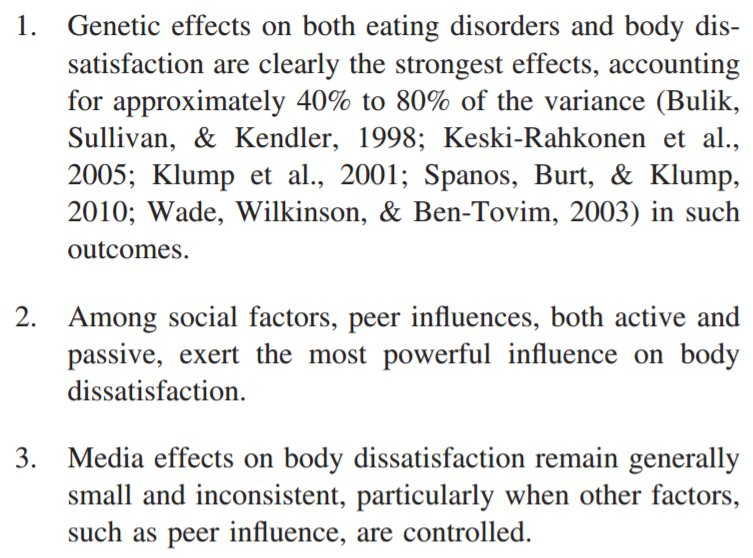 research paper on media influence on body image The media's influence on body image essay it also considers existing research more about media's effect on negative body image essay.