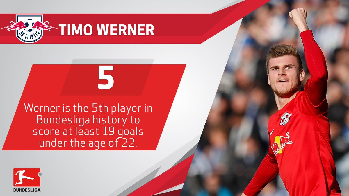 """Bundesliga English on Twitter """"Timo Werner joins Dieter and Gerd"""