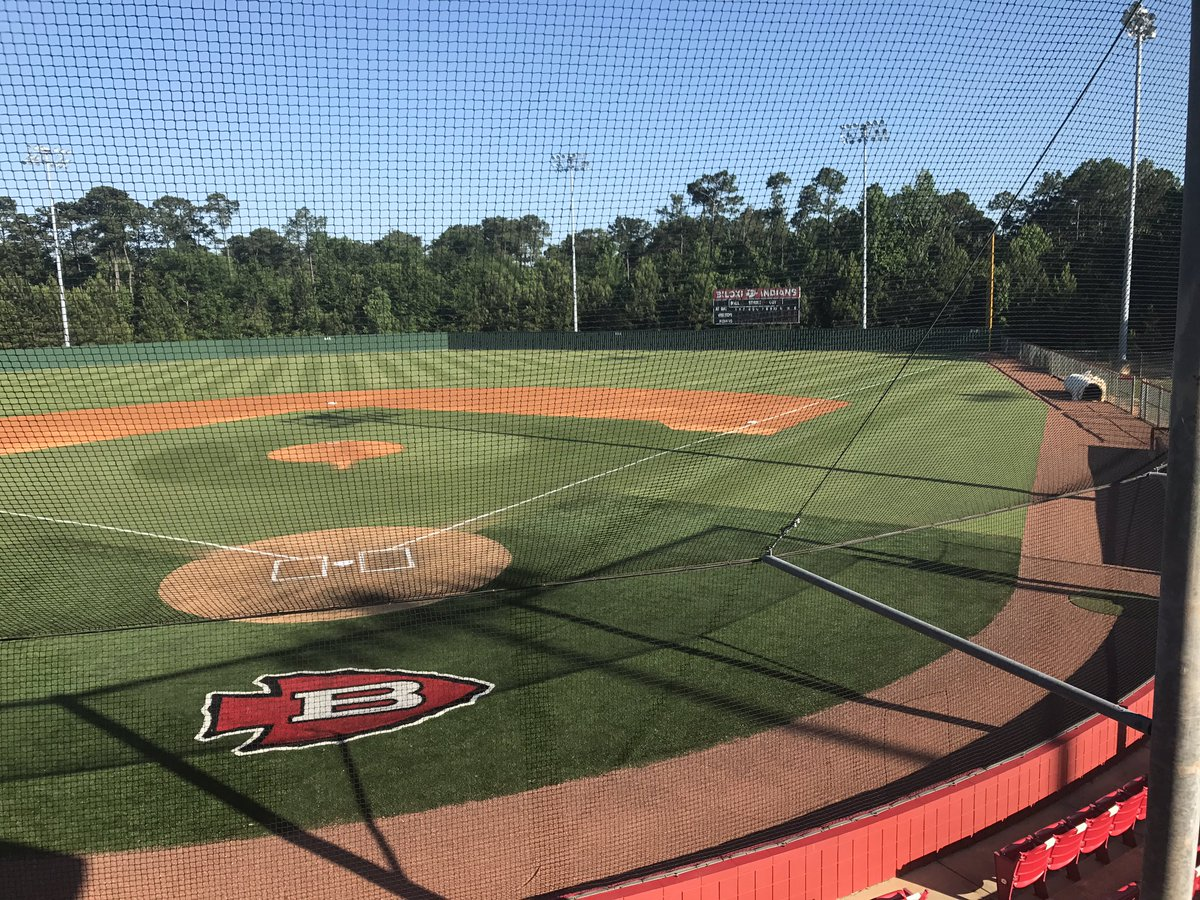 Biloxi Baseball On Twitter Field Is Ready For Tonight S Game