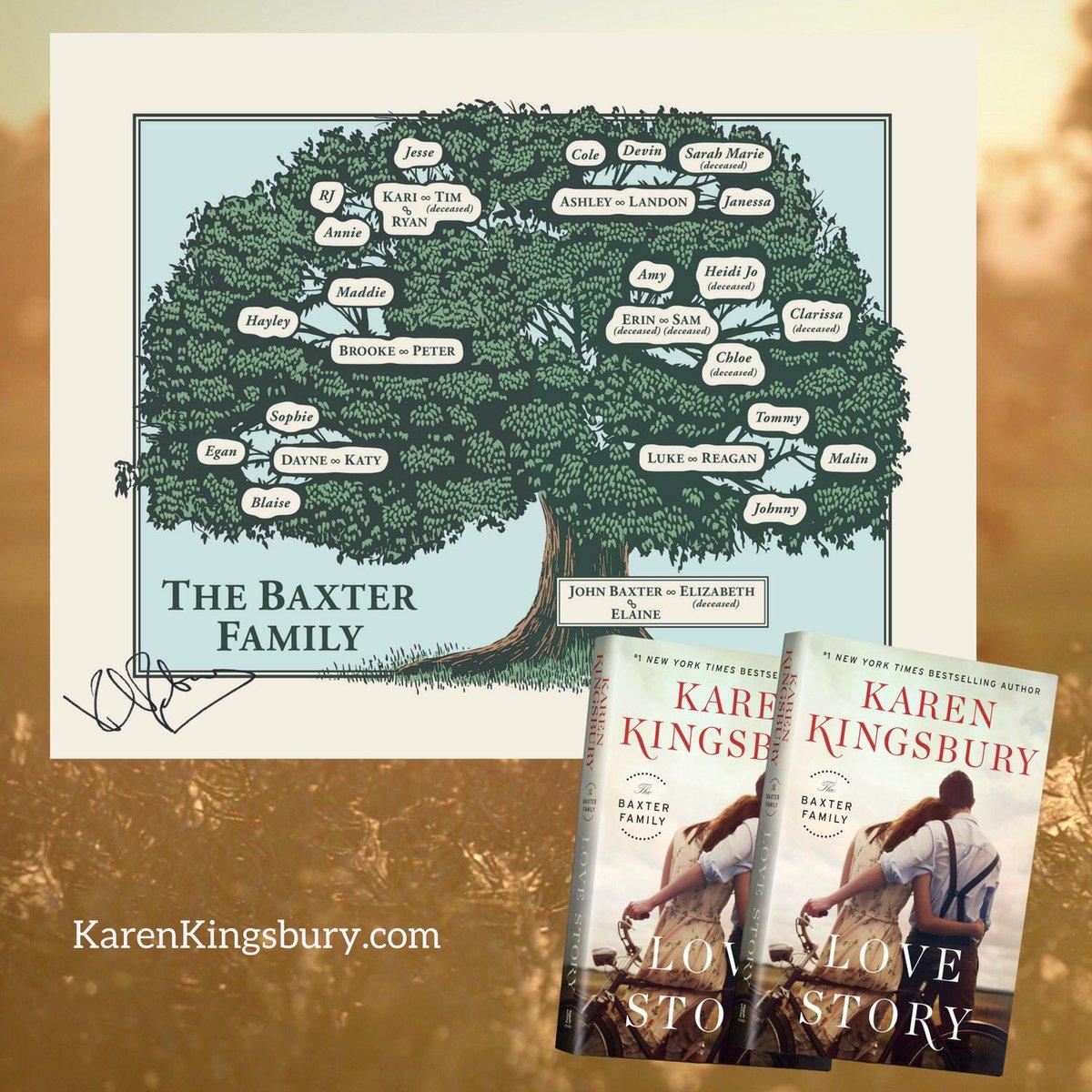 "Karen Kingsbury on Twitter: ""When you Pre-order 2 copies of my ..."