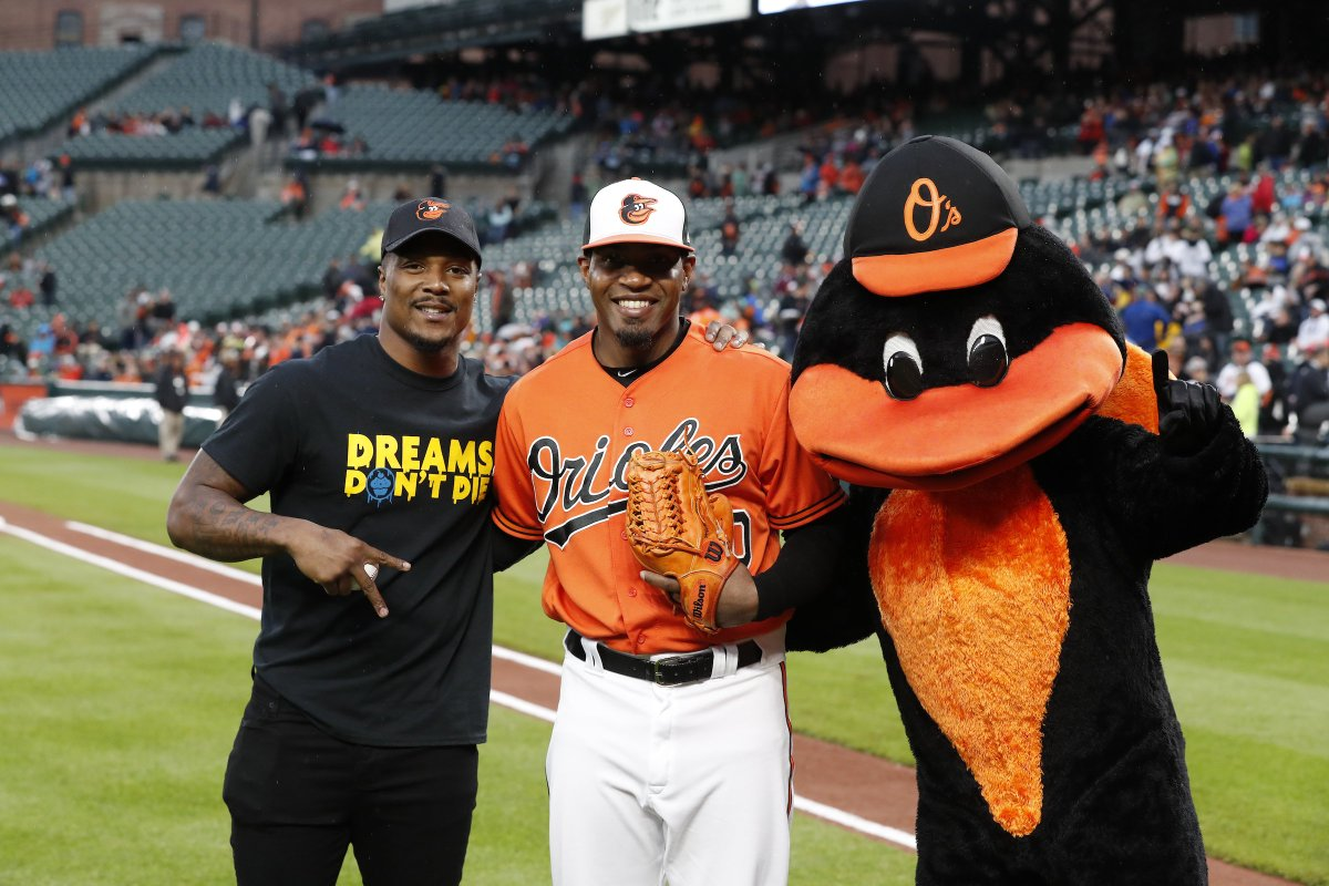 "Baltimore Orioles on Twitter ""Nicely done tonyjefferson"
