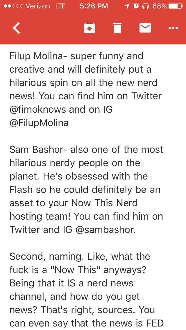 now this nerd