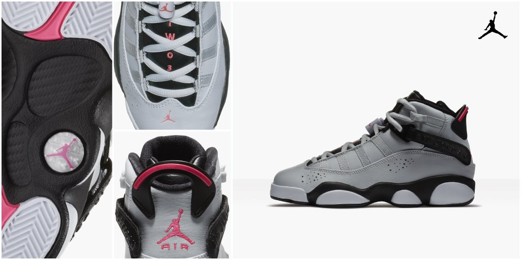 7457f293715 ... men 60dda 38222 australia shoes. hibbett sports on twitter the s air jordan  6 ring in 57578 53fc5 ...