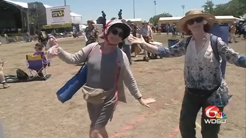 New orleans jazz fest: what's in your fanny pack