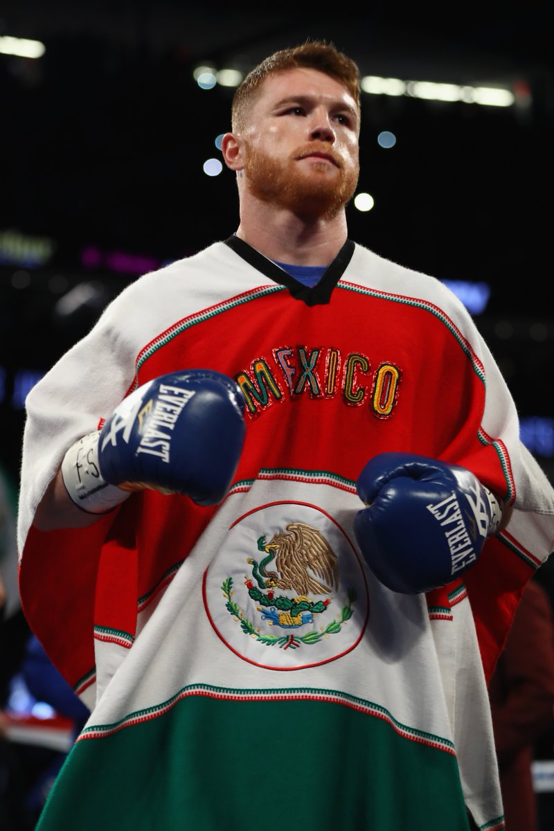 It's official!   Saul 'Canelo' Alvarez will fight Gennady 'GGG' Golovkin on Sept. 16th   #CaneloGGG