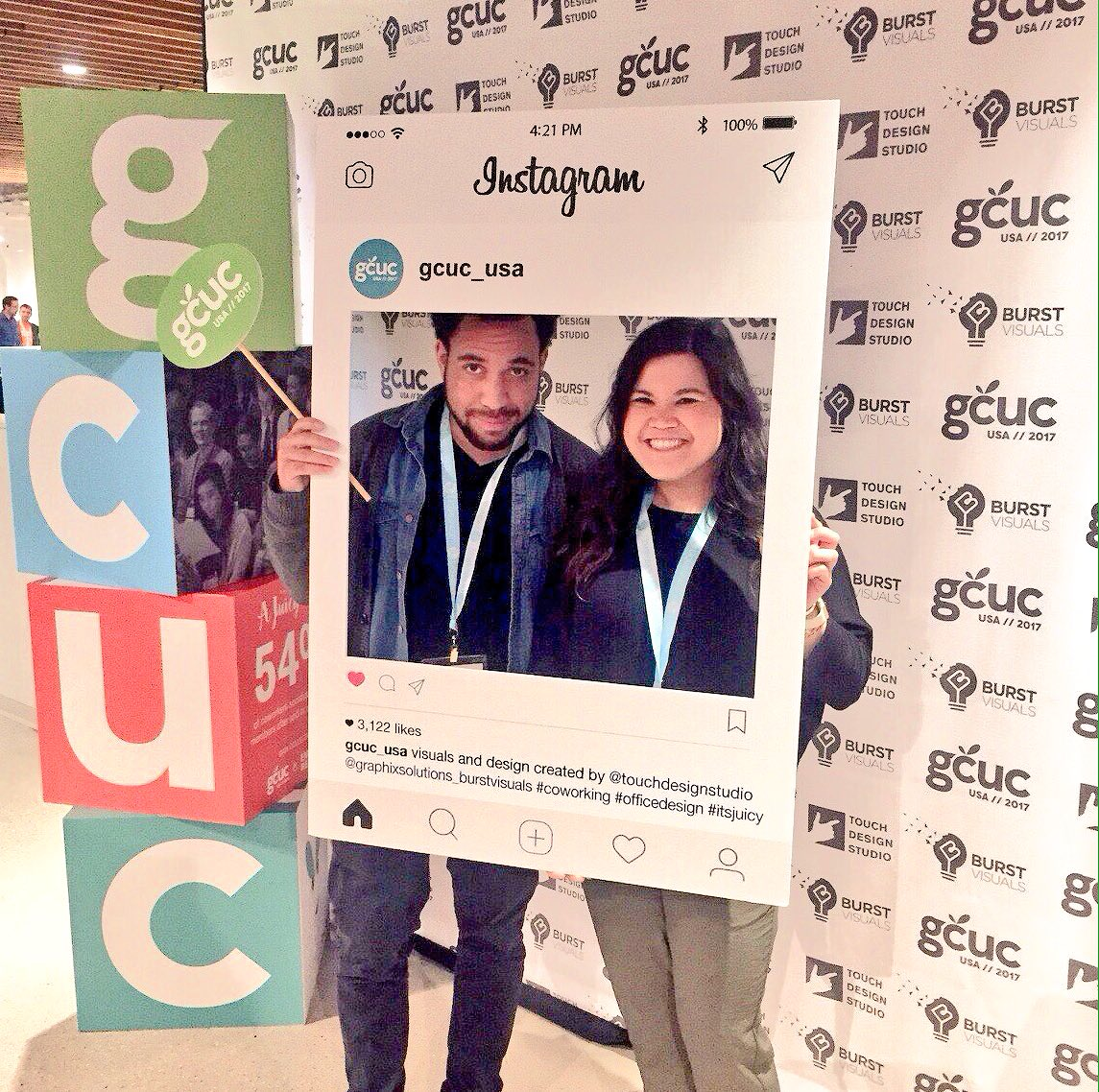 We had a blast @GCUCUSA 🙌🏽#gcuc #gcuc2017 #coworking #unconference @Convene https://t.co/cSO3WxZ4QK