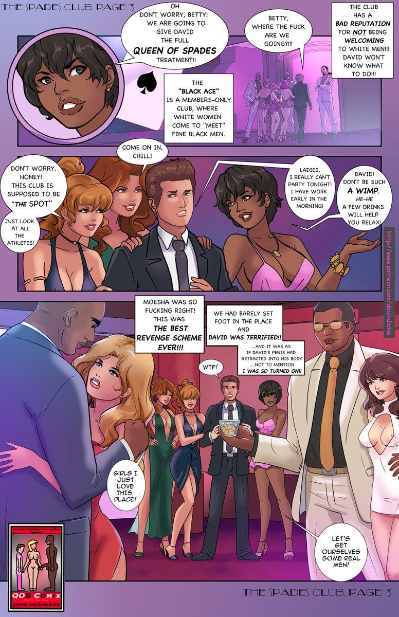 Interracial Comics  Cuckold Cartoons  Interracial Toons
