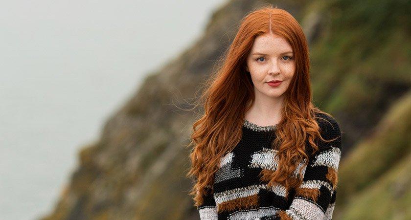 Irish redhead women girls naked