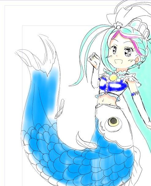 ひづき@レイフレえ24 (@hidukiharuka)さんのイラスト