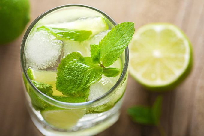 """Real"" Sprite Recipe: Healthy Natural Paleo Sugar-Free Soda"