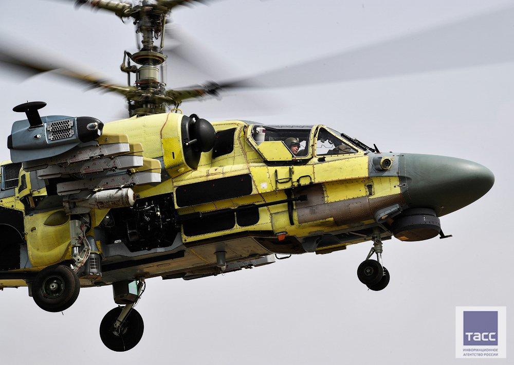 """مصر تستعد لإستلام ـ46 مروحية """"التمساح"""" لتكون أول دولة في العالم تحصل علي طراز'' كا-52'' من روسيا - صفحة 2 C_OSYrjWsAEMaHM"""