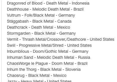 black metal band name generator