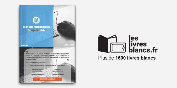 #livreblanc sur les 10 points clefs de la #personnalisation selon @netwavecorp #webmarketing #ecommerce  http:// bit.ly/2qzPPYa  &nbsp;  <br>http://pic.twitter.com/fQ5ZwJGkOl