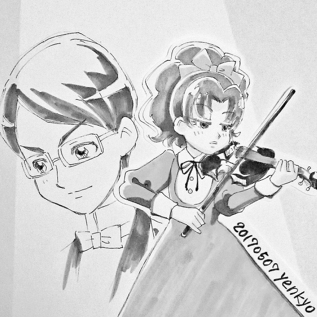 yenkyo🕊 (@yenkyo)さんのイラスト