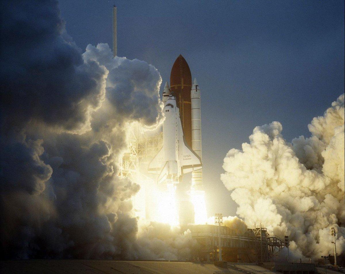 space shuttle endeavour 1992 - photo #8