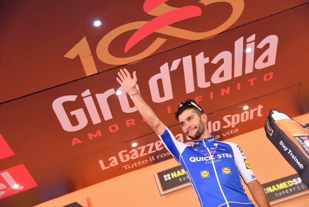 Giro d'Italia 2017: 4a tappa, Cefalù-Etna. Live