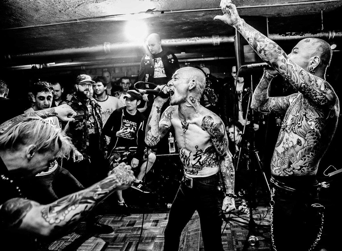 Japanese hardcore punk