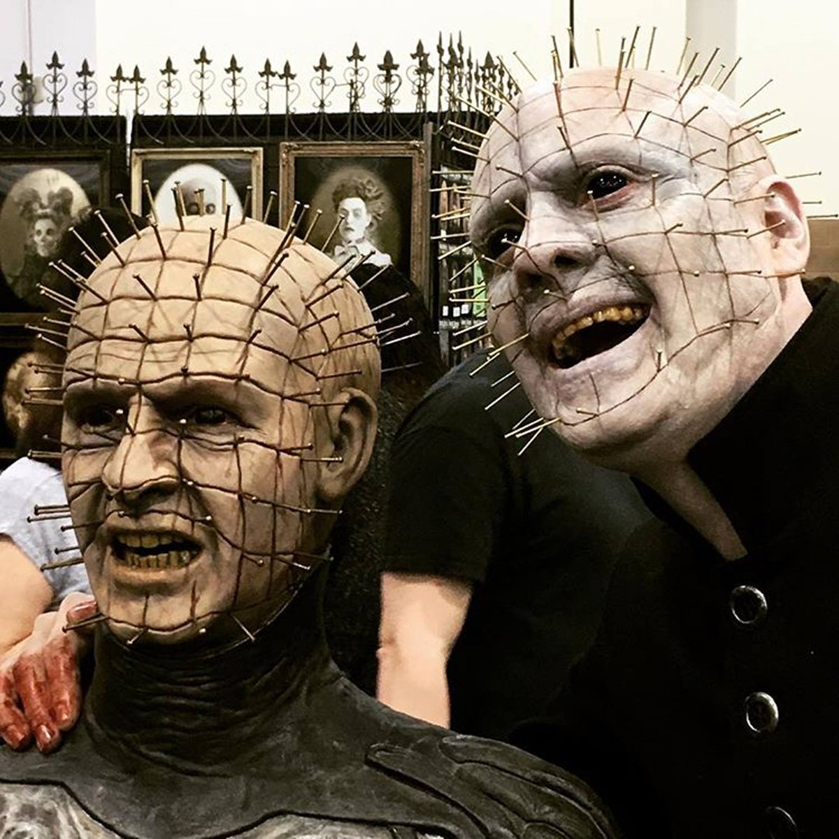 """Son of Monsterpalooza on Twitter: """"Two #pinheads are better than ..."""
