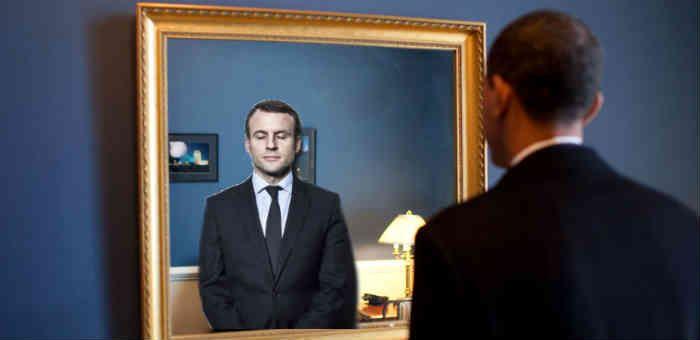 Trending: Obama is Macron template  http:// buff.ly/2pOIcfw  &nbsp;    #macronleaks #psgscb #jevote Marine LePen Bastia Messi Tories #swaeve fakenews<br>http://pic.twitter.com/8rLTGdgqda